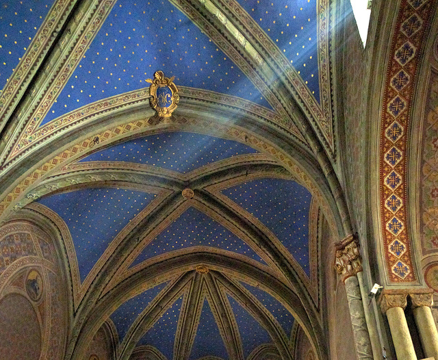 C like CEILING (Susa, Italy)