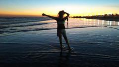El mar y yo