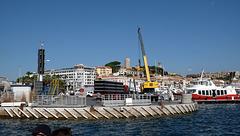 CANNES: Visite de l'ile Saint Honorat 04