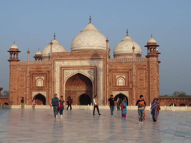 Agra- Taj Mahal Guesthouse