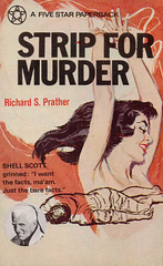 Richard S. Prather - Strip for Murder