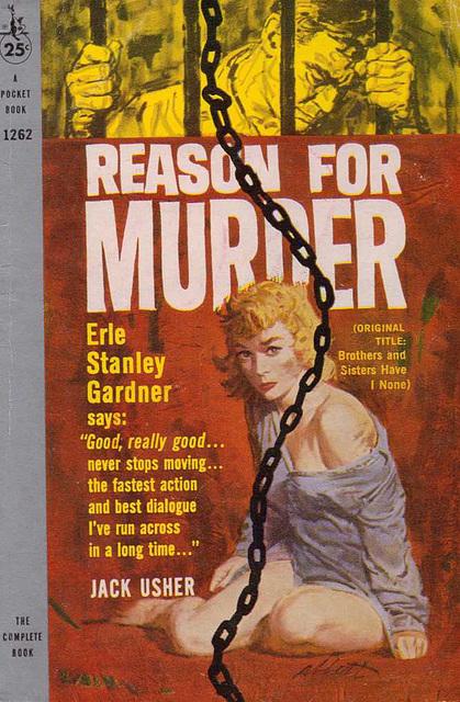 Jack Usher - Reason for Murder