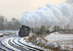 Chilly steam