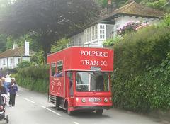 DSCN1108 The Polperro Tram Company REO 207L - 11 Jun 2013
