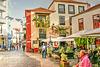 Santa Cruz de La Palma. Die andere Seite der Placeta de Borrero. ©UdoSm
