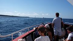 CANNES: Visite de l'ile Saint Honorat 08