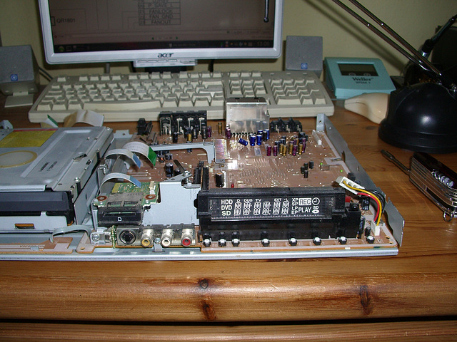 Panasonic DMR-EX75 repair