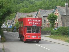 DSCN1102 The Polperro Tram Company JDR 661F - 11 Jun 2013