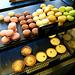 Macarons and tarts