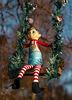 Wee Elf on a Swing