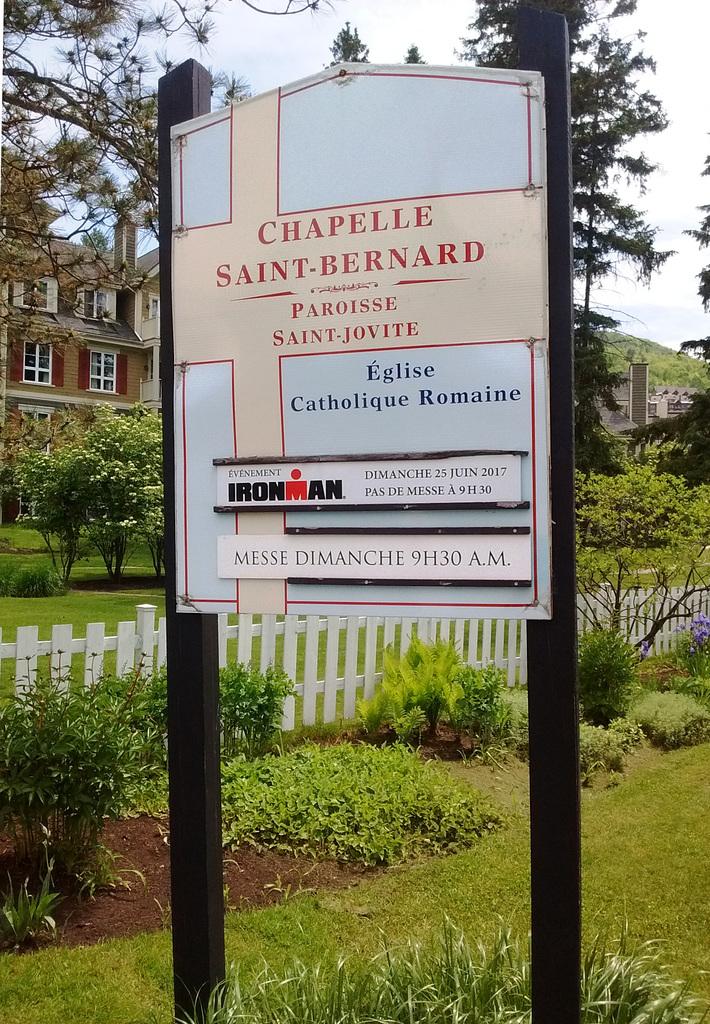 Chapelle St-Bernard