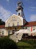 Wieliczka salt mines reception building.