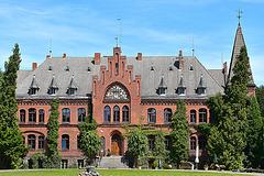 Beseritz, Herrenhaus
