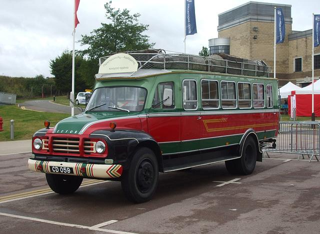 DSCF4722 Bedford bus - 'Buses Festival' 21 Aug 2016