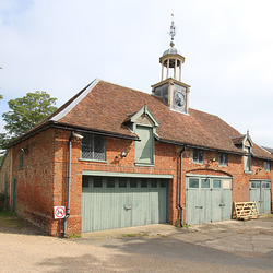Coach House, Glemham Hall, Suffolk