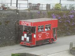 DSCN1095 The Polperro Tram Company REO 207L - 11 Jun 2013