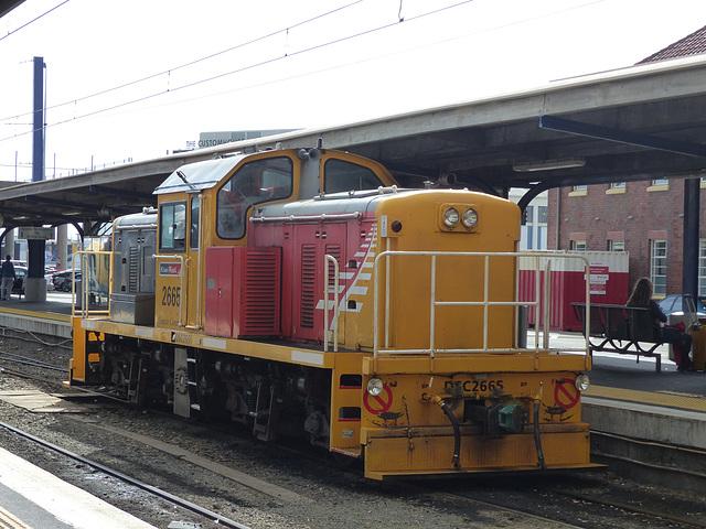 KiwiRail DSC2665 at Wellington (1) - 27 February 2015