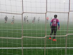 Nieblas en Santander.!!!