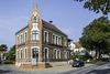 """ehemaliges Kaiserliches Postamt von Wustrow, heute """"Haus des Gastes"""""""