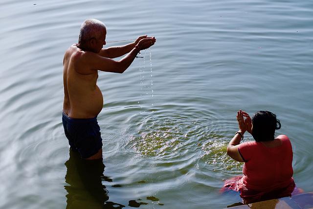 Lac de Pushkar