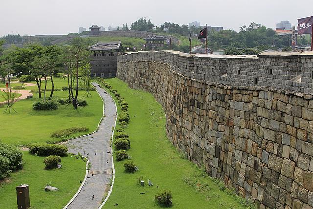 Walls of Suwon