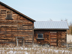 A favourite old barn