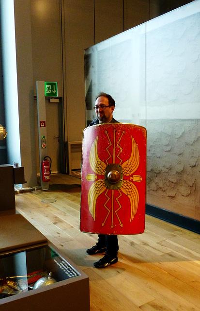 DE - Xanten - me, as a proud Roman