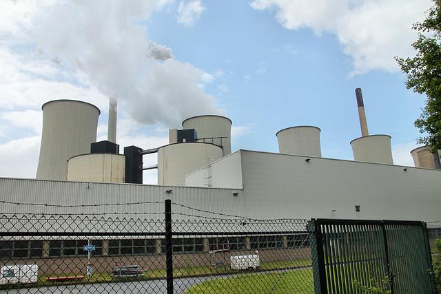 Kraftwerk Scholven (Gelsenkirchen-Scholven) / 5.05.2019
