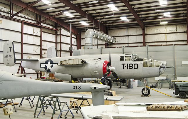 North American B-25J Mitchell 43-27712