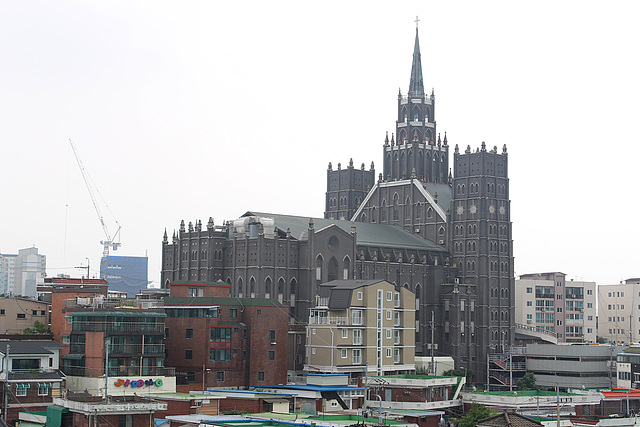 Jeongjadong Cathedral, Suwon