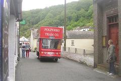 DSCN1065 The Polperro Tram Company REO 207L - 11 Jun 2013