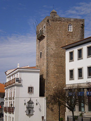 Fernandine Tower (14th century).