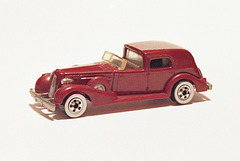 Hot Wheels 1935 Caddy