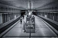 U-Bahn-Station Christuskirche