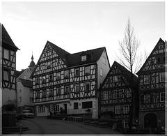 Marbach am Neckar - Niklastorstraße