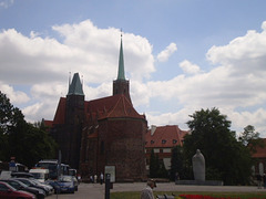 Church of the Holy Cross.