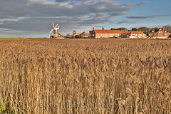 The Windmill at Cley