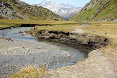 Erosion....