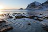 Lofoten, Haukland Beach