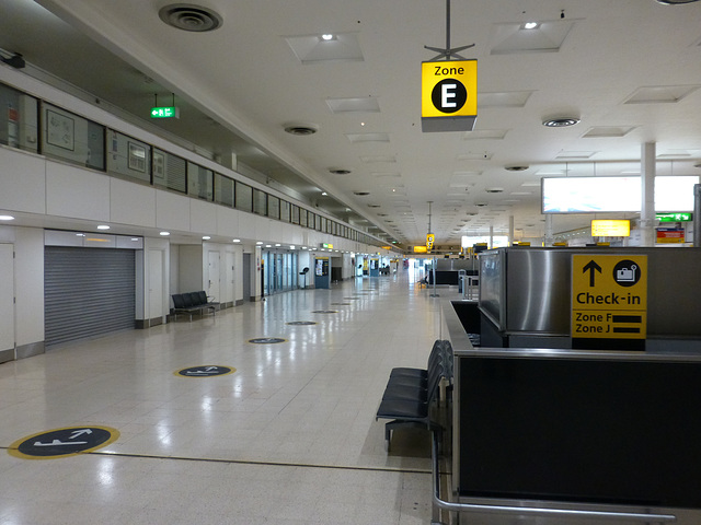 My Farewell to Terminal 1 (19) - 17 June 2015