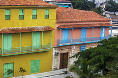 La Habana colours
