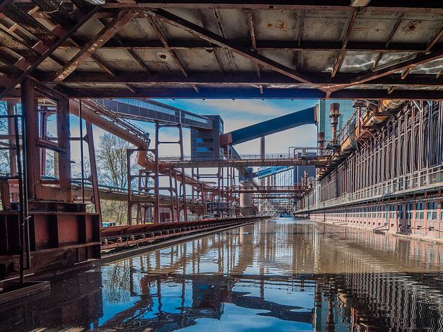 Kokerei / Coking Plant Zollverein Essen (240°)