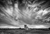 Stormy Skies over Knowlton