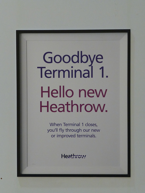 My Farewell to Terminal 1 (20) - 17 June 2015