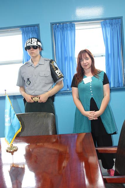 Jo, Technically in North Korea