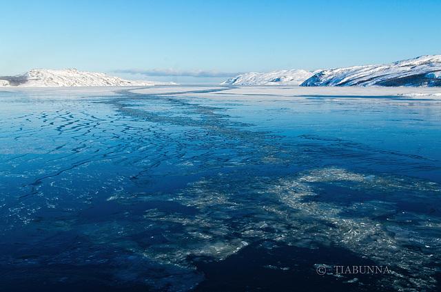 Nearing Kirkenes