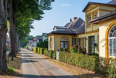 Wustrow, in der Parkstraße