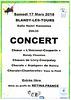 Concert Mille Choeurs à Blandy le 17/03/2018