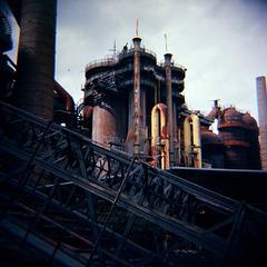 Ironworks Völklingen