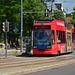 Leipzig 2015 – Tram 1126 on line 4 to Gohlis